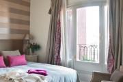 Фото 8 Фиолетовые шторы в интерьере: особенности настроения и выбор оттенков