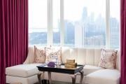 Фото 1 Фиолетовые шторы в интерьере (60+ фото): особенности настроения и выбор оттенков