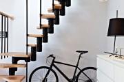 Фото 12 Двухуровневые квартиры: особенности оформления и планировки