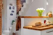 Фото 14 Двухуровневые квартиры: особенности оформления и планировки