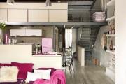 Фото 4 Двухуровневые квартиры: особенности оформления и планировки