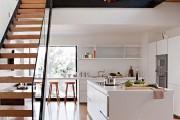 Фото 7 Двухуровневые квартиры: особенности оформления и планировки