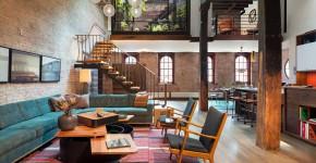 Двухуровневые квартиры: особенности оформления и планировки фото