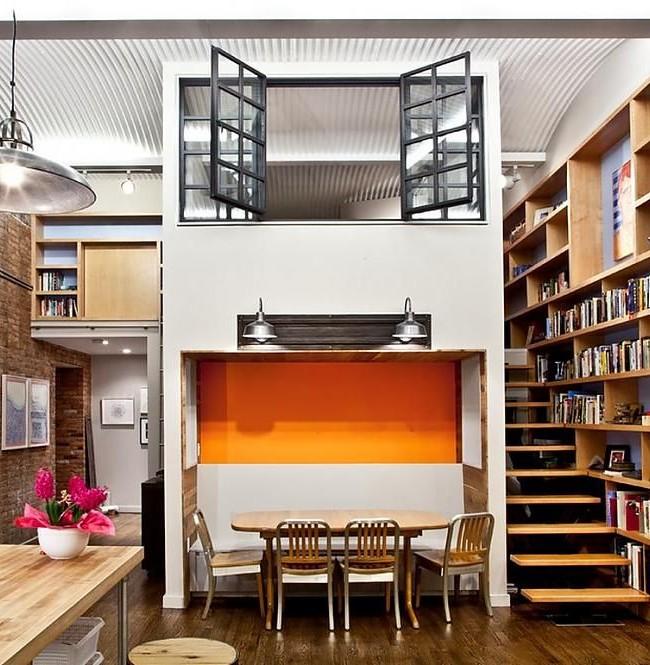 Продуманная малометражная квартира