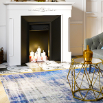 Фальш-камин: особенности декоративных каминов и 90+ невероятно стильных реализаций в интерьере фото
