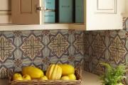 Фото 30 Керамическая плитка для кухни на фартук: особенности выбора и оформления