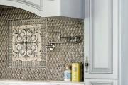 Фото 29 Керамическая плитка для кухни на фартук: особенности выбора и оформления