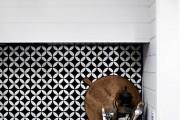 Фото 25 Керамическая плитка для кухни на фартук: особенности выбора и оформления