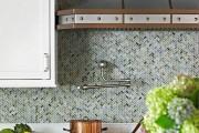 Фото 5 Керамическая плитка для кухни на фартук: особенности выбора и оформления