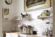 Фото 18 Керамическая плитка для кухни на фартук: особенности выбора и оформления
