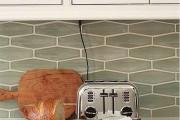Фото 16 Керамическая плитка для кухни на фартук: особенности выбора и оформления