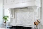 Фото 15 Керамическая плитка для кухни на фартук: особенности выбора и оформления