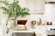 Фото 10 Керамическая плитка для кухни на фартук: особенности выбора и оформления