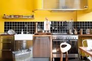 Фото 1 Керамическая плитка для кухни на фартук: особенности выбора и оформления