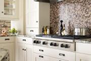 Фото 8 Керамическая плитка для кухни на фартук: особенности выбора и оформления