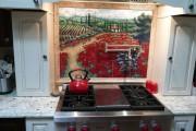 Фото 37 Керамическая плитка для кухни на фартук: особенности выбора и оформления