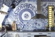 Фото 4 Керамическая плитка для кухни на фартук: особенности выбора и оформления