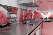 Фото 34 Керамическая плитка для кухни на фартук: особенности выбора и оформления