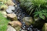 Фото 3 Сухой ручей (46 фото): когда поток камней оживает