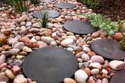 Фото 5 Сухой ручей (46 фото): когда поток камней оживает