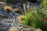 Фото 7 Сухой ручей (46 фото): когда поток камней оживает
