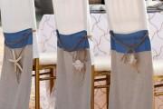 Фото 9 Чехлы на стулья (43 фото): функциональное и оригинальное украшение мебели