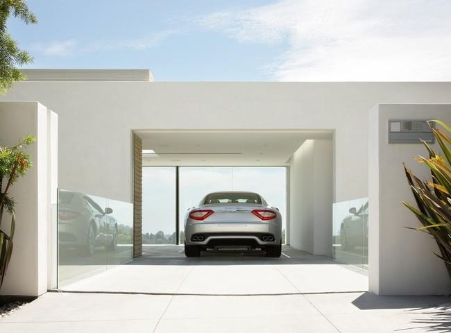Навес для машины - как часть современного дома