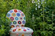 Фото 23 Чехлы на стулья (43 фото): функциональное и оригинальное украшение мебели