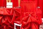 Фото 15 Чехлы на стулья (43 фото): функциональное и оригинальное украшение мебели