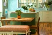 Фото 21 Банкетки для прихожей, спальни и кухни: обзор роскошных современных и классических моделей