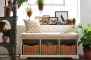 Фото 2 Банкетки для прихожей, спальни и кухни: обзор роскошных современных и классических моделей