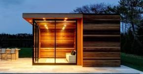 Баня с беседкой под одной крышей (проекты, фото): выгодно, функционально и эстетично фото