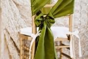 Фото 3 Чехлы на стулья (43 фото): функциональное и оригинальное украшение мебели