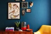 Фото 23 Цвет индиго (77 фото): интерьер цвета тайны