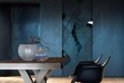 Фото 40 Цвет индиго (77 фото): интерьер цвета тайны