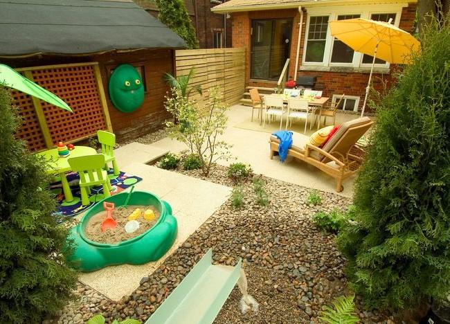 Переносная детская площадка - это безопасно и удобно
