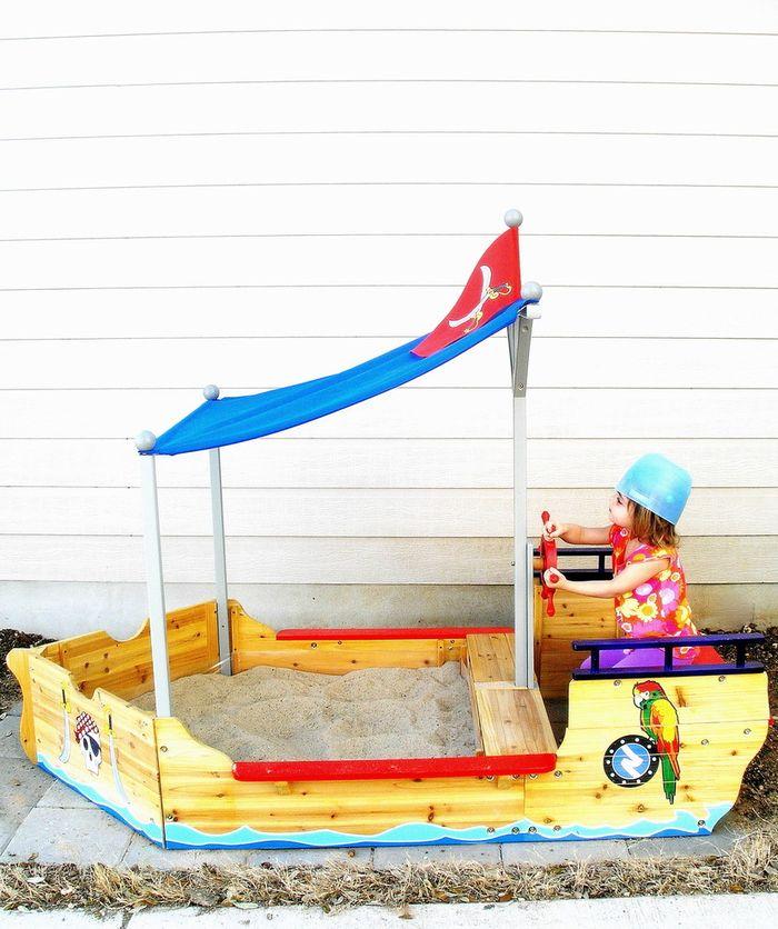 Идеи кораблика своими руками