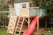 Фото 20 Детская площадка на даче своими руками (56 фото): безопасно, весело и полезно