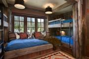 Фото 8 Двухъярусная кровать для взрослых — эргономика и функциональность
