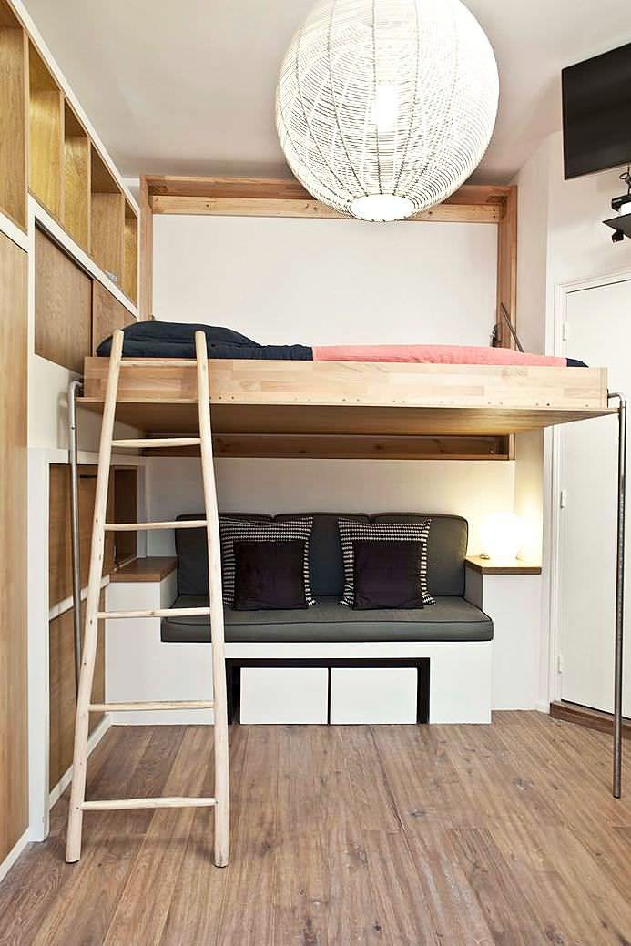 Отличное решение для гостевой комнатыОтличное решение для гостевой комнаты
