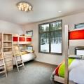 Двухъярусная кровать для взрослых — эргономика и функциональность фото
