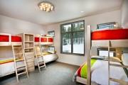 Фото 5 Двухъярусная кровать для взрослых — эргономика и функциональность