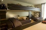 Фото 11 Двухъярусная кровать для взрослых — эргономика и функциональность