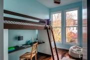 Фото 13 Двухъярусная кровать для взрослых — эргономика и функциональность
