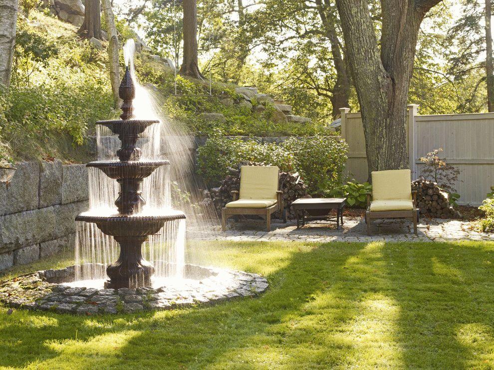 Размер ресивера зависит от объема прокачиваемой фонтаном воды