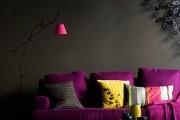 Фото 9 Цвет фуксия в интерьере (95 фото): жизнерадостно, динамично, позитивно