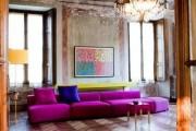 Фото 31 Цвет фуксия в интерьере (95 фото): жизнерадостно, динамично, позитивно