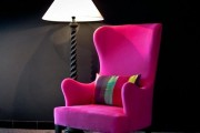 Фото 2 Цвет фуксия в интерьере (95 фото): жизнерадостно, динамично, позитивно