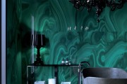 Фото 9 Изумрудный цвет в интерьере (72 фото): благородство и изысканность