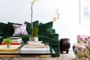 Фото 17 Изумрудный цвет в интерьере (72 фото): благородство и изысканность
